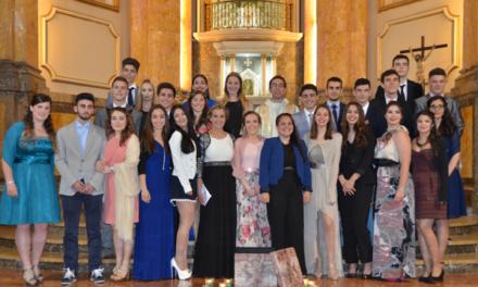 Graduación 2n de Bachiller en las Carmelitas de Tarragona