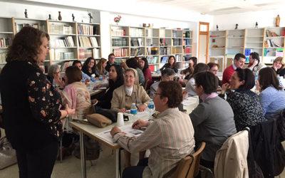 Jornada de formación, evaluación y programación pastoral educativa provincial 2018