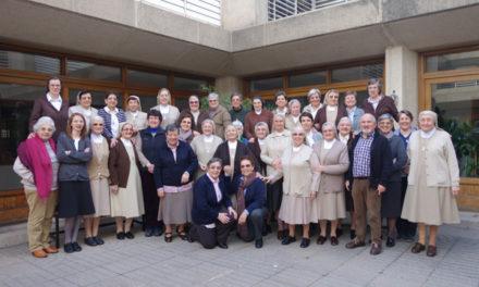 2º ENCUENTRO DE ANIMADORAS DE LAS COMUNIDADES DE LA PROVINCIA FRANCISCO PALAU DE EUROPA
