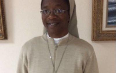 Visita de la Hna. Angelique Shamatsi Riziqui, Carmelita Misionera Teresiana