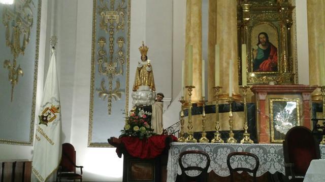 La devoción al Niño Jesús de Praga, Crevillente
