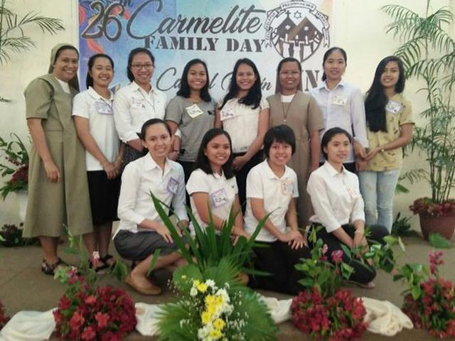 Día de la Familia Carmelitana en Filipinas