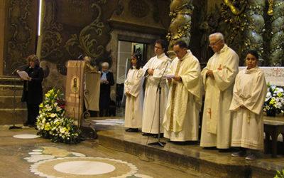 Eucaristía fiesta del beato Francisco Palau – El Vendrell