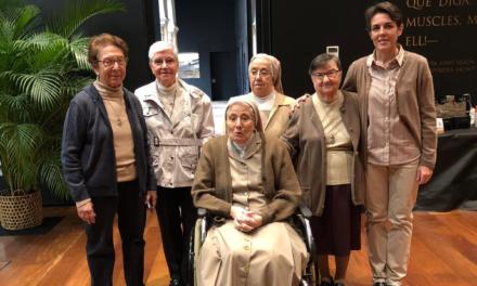 """Despedida de la comunidad """"La Inmaculada"""" de la Residencia Sacerdotal Sant Fructuós de Tarragona"""