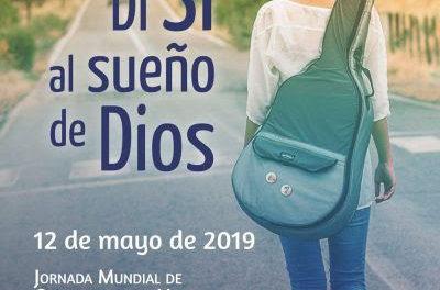 12 de mayo: Jornada Mundial de Oración por las Vocaciones