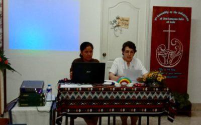 """II Asamblea de la Delegación """"San Lorenzo Ruiz"""" de Asia"""
