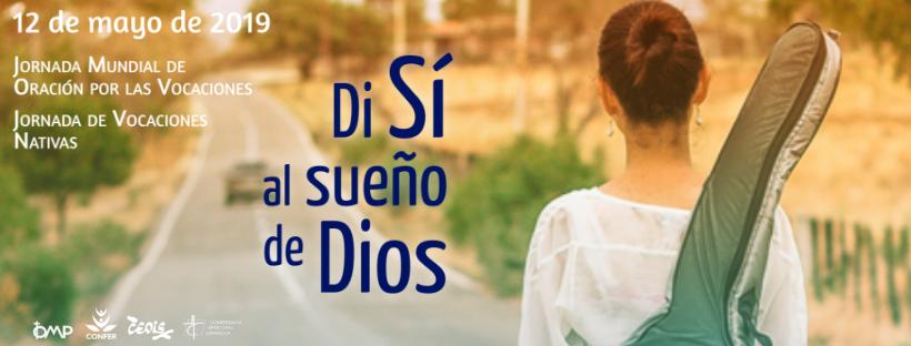 Jornada Mundial de Oración Por las Vocaciones