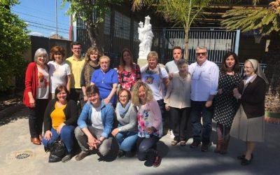 Jornada de formación, evaluación y programación pastoral educativa provincial 2019