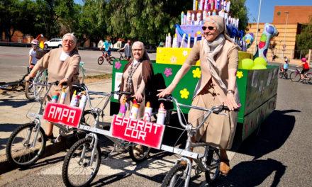 Fiesta de la Bicicleta en El Vendrell
