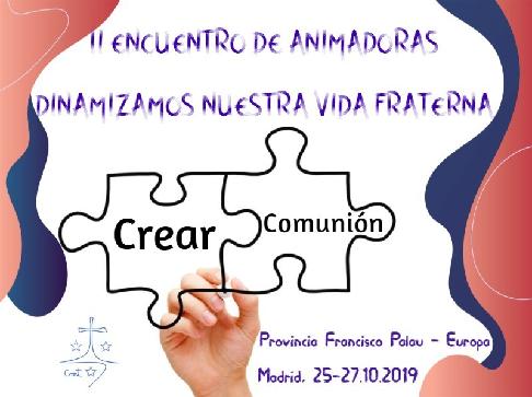 II Encuentro de Animadoras en marcha
