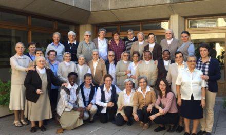 Clausura del Encuentro – foto del grupo