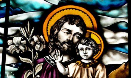 Orando en Cuaresma: Protector tierno, San José